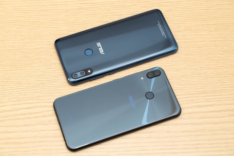 ZenFone 5 and Max Pro M2 (2)