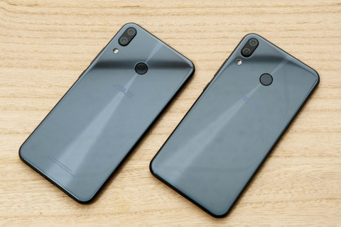 ZenFone 5 ZE620KL ツーショット (2)