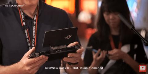 ROG Phone II 発表 (2)