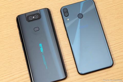 ZenFone 6 ZS630KL レビュー (2)