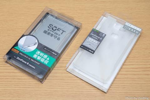 ZenFone 6 ケース レビュー (1)