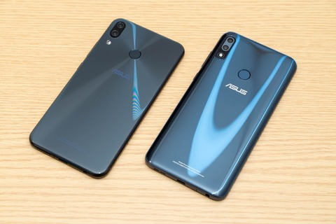ZenFone 5 and Max Pro M2 (1)