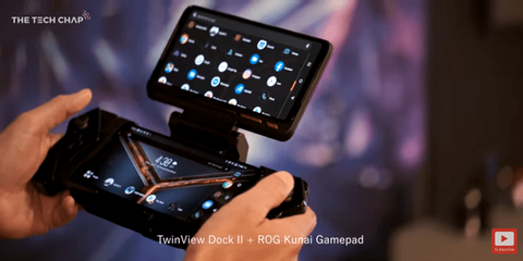 ROG Phone II 発表 (1)