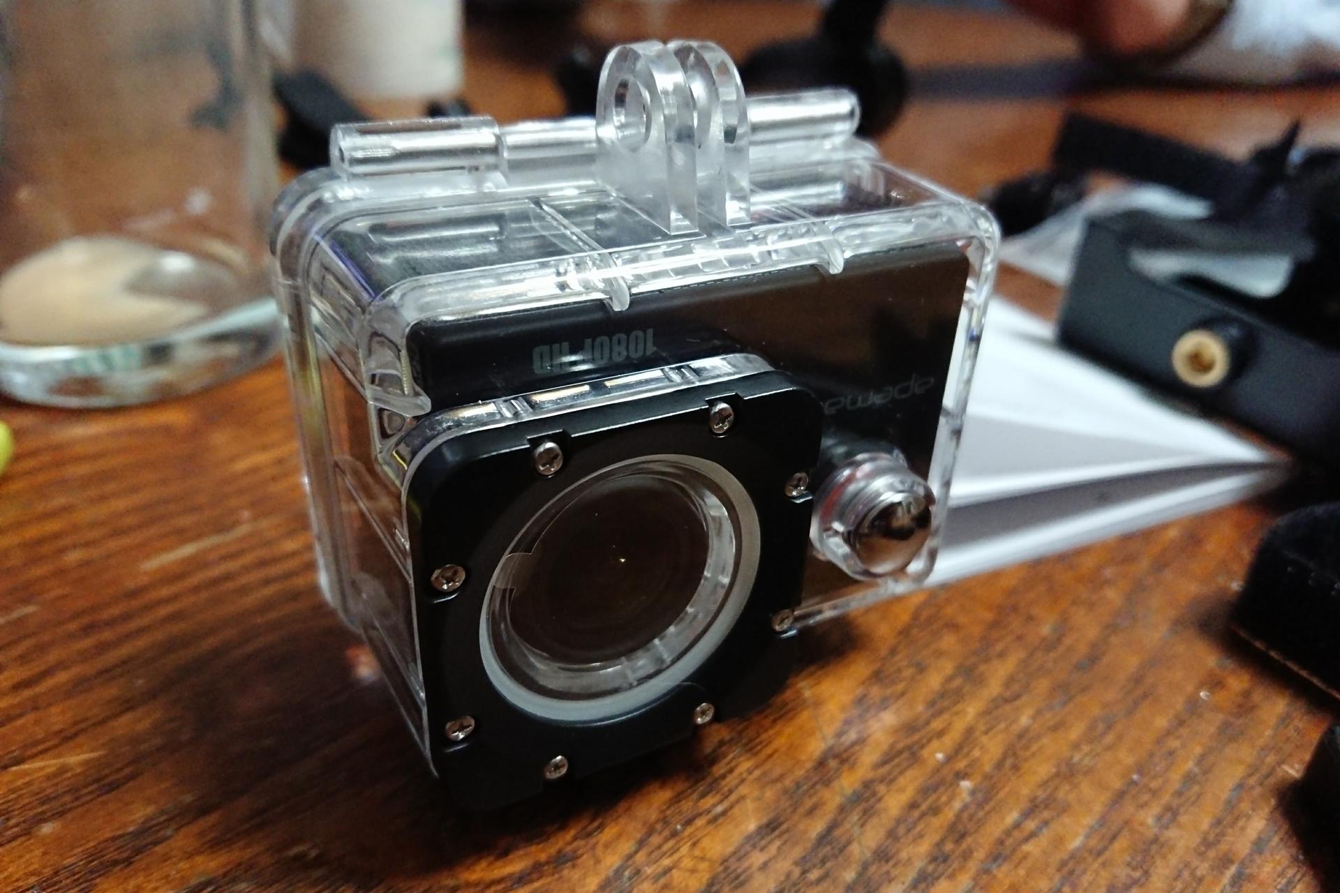 税込み3980円で買えるアクションカメラ「APEMAN A66」でワイド写真 ...
