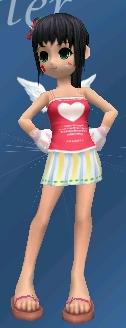 レモンライムスカート