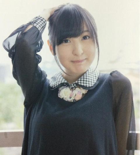声優の佐倉綾音さんってかわいいよね