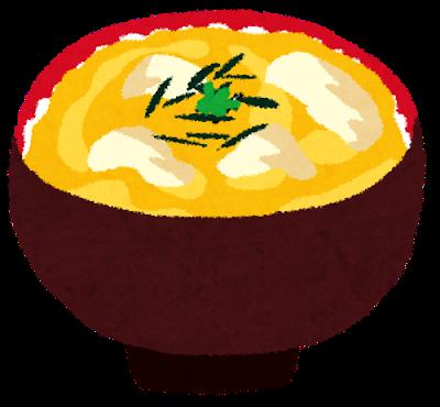 【悲報】関東人、「衣笠丼」「木の葉丼」と聞いてもどんな料理かわからない