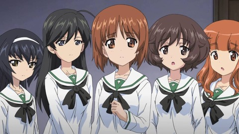 Girls-und-Panzer-anime