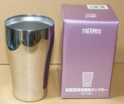 THERMOS 真空断熱タンブラー ミラーレス JCY-320
