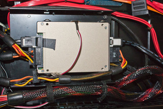 SSD-Fixation