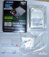 HDI-SA250 パッケージ