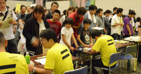 福島サイン会2