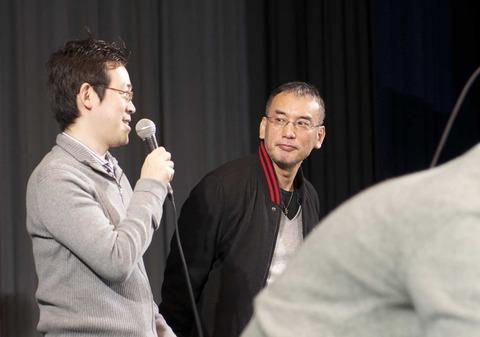 赤松先生と福本先生