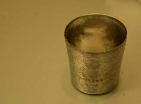 チタンカップ。