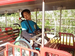 舟橋in電車