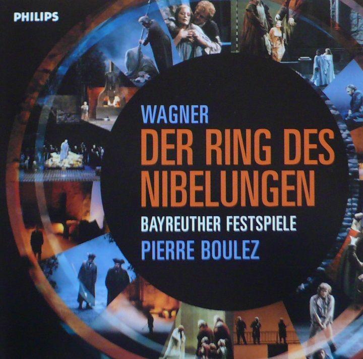 新・今でもしぶとく聴いてますワーグナー「ラインの黄金」 ブーレーズ、バイロイト1980年                         raimund
