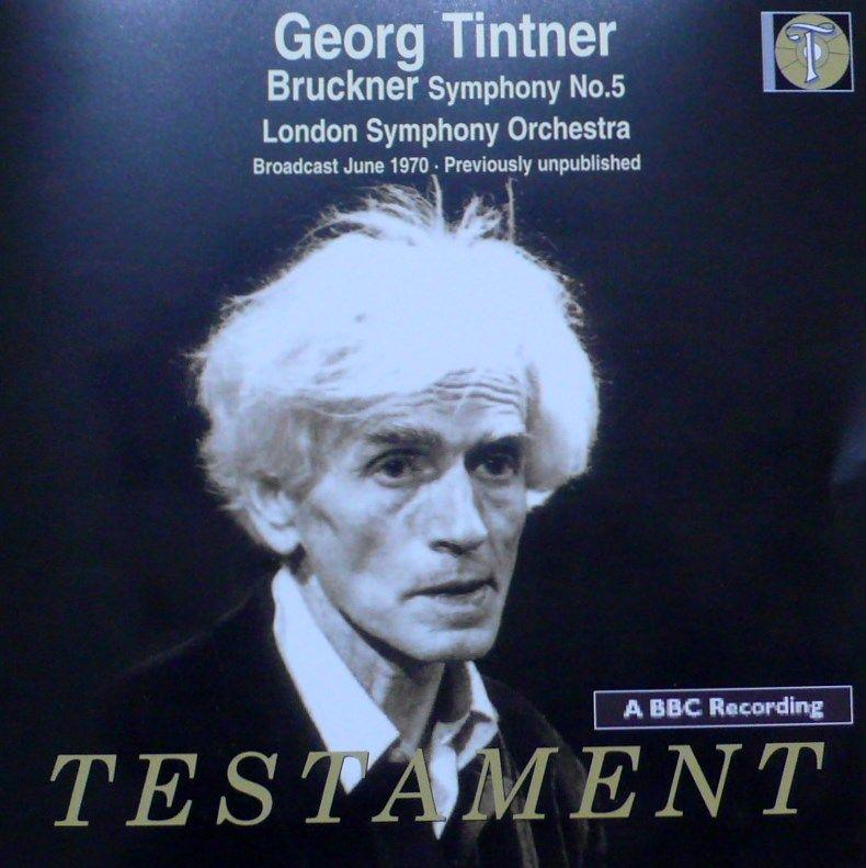 新・今でもしぶとく聴いてますブルックナー交響曲第5番 ティントナー、ロンドンSO・1969年                         raimund