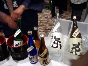 長野の酒メッセ 佐久の花