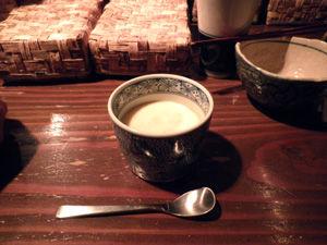 和浦10周年 茶碗蒸し