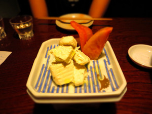 坐唯杏 チーズ