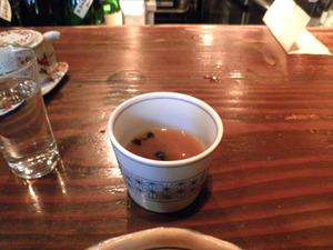 いづみ橋勉強会、味噌汁