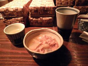 和浦10周年 塩もつ煮
