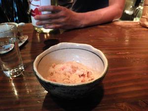 いづみ橋勉強会、炊き込みご飯