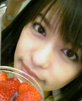 苺美味しいよね!