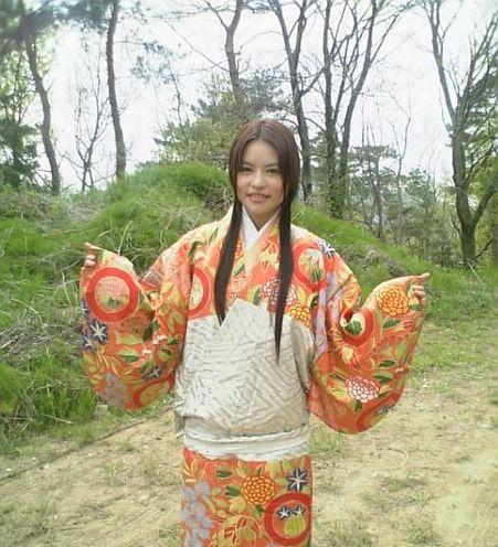「姫」衣装