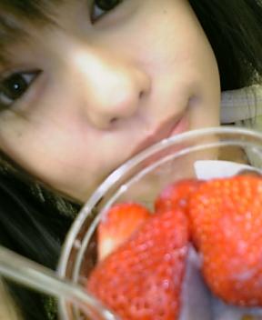 苺美味しいね�