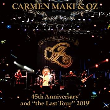 カルメン・マキ&OZ LIVE 2019