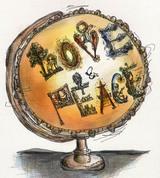 レインマン地球儀
