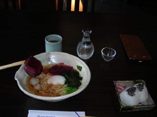 『おもやい』昼餐