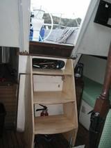 手作り階段