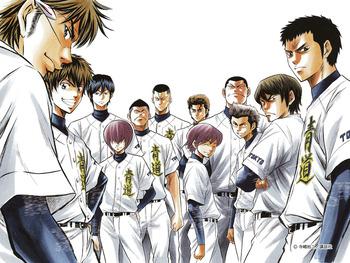 野球漫画タイトル