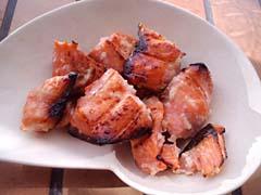 時鮭の塩麹焼き