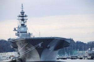 なんで中国は正規空母3隻目まで建造してるのに日本は持たないの?