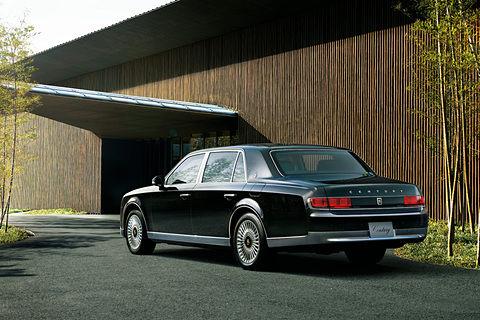 【トヨタ】21年ぶりに「センチュリー」フルモデルチェンジ V8 5.0リッターハイブリッドモデルに お値段1960万円