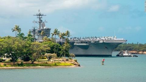 【中国海軍】中国スパイ船、招待取り消しの環太平洋合同演習を偵察