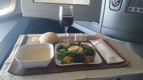 DELTA meal