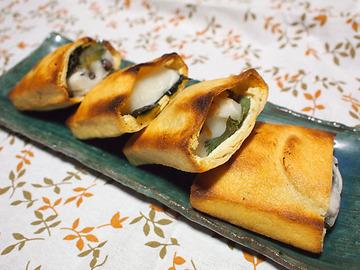 もち稲荷・しそ梅&海苔チーズ