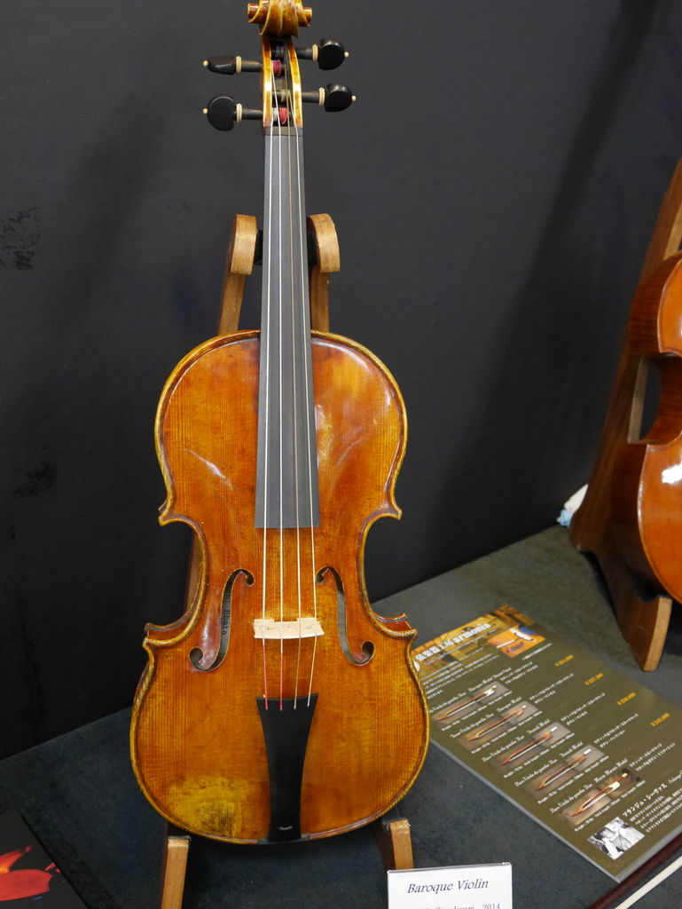 バイオリンと録音と                  ららトーク