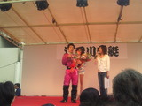 田中豪表彰式
