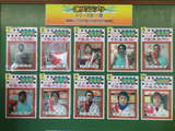 2006年度津グランプリシリーズ全10戦の優勝者写真