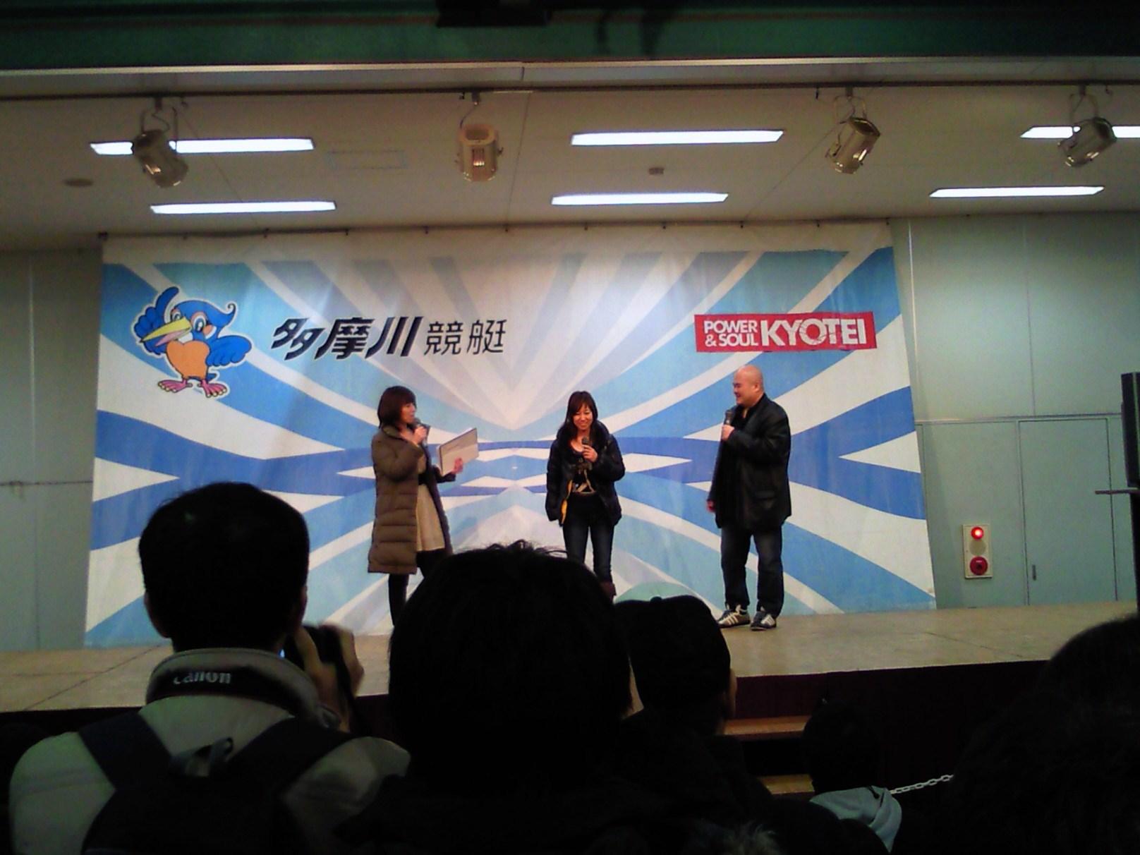 佐山夏子のNeoPan30特別版横ちんトークショー