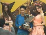 ジャパンシリーズを制したイーグルス川崎選手