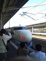 福山駅の0系