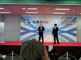 東國原知事と橋下知事の対談