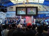 ゆーき王子による選手宣誓