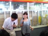 秀才の坂田アナを爆笑させるチカリン